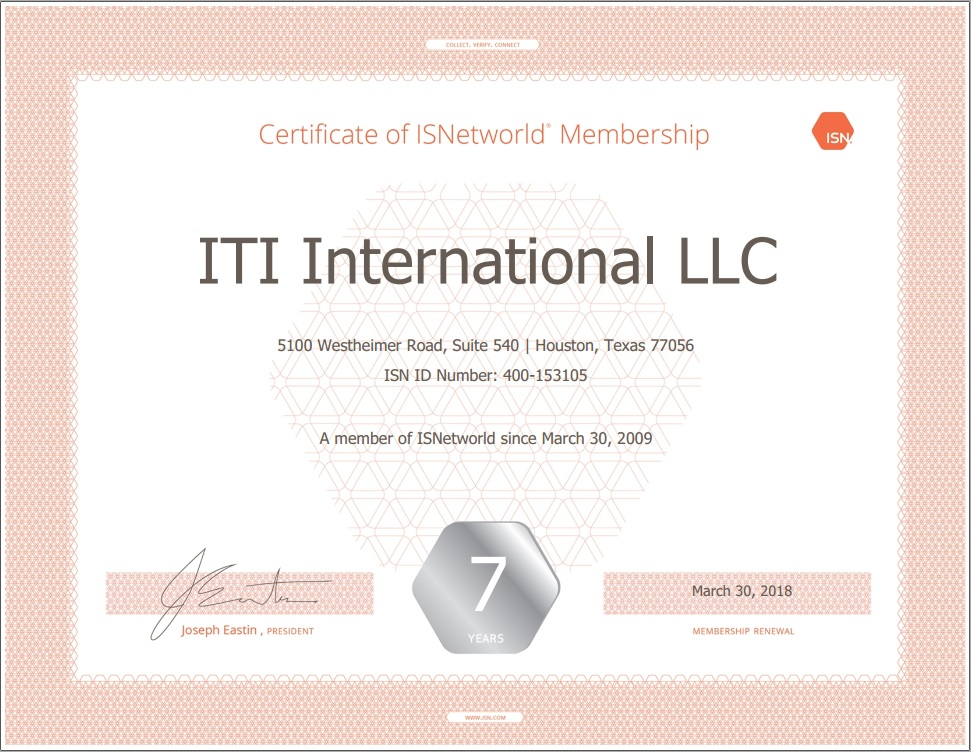 Fast ISNetworld® Help - Contractor Prequalification ...